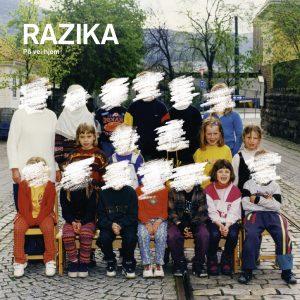 Razika - På Vei Hjem (Album cover)